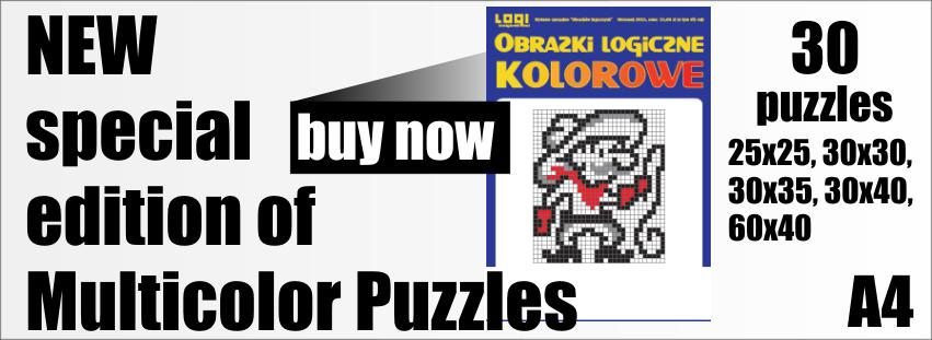Multicolor Puzzles