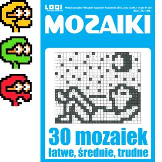 Mozaiki x30<br>2015.10<br>Wydanie Specjalne A4