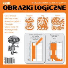 Obrazki logiczne 2014.10<br>nr 126