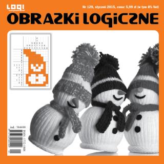 Obrazki logiczne 2015.01<br>nr 129