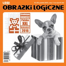 Majówka 2017 25x Obrazki logiczne -20%