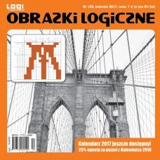 Obrazki logiczne 2017.04<br>nr 156