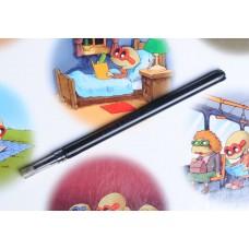 0.5 mm czarny wkład pasuje do obudowy cienkopisu i długopisu