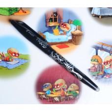 Długopis ścieralny 0.7 mm czarny