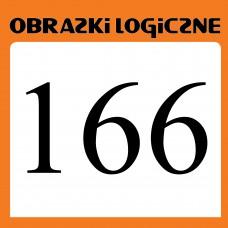 Obrazki logiczne 2018.02<br>nr 166