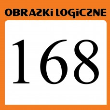 Obrazki logiczne 2018.04 nr 168