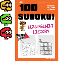 2015.08 100 Sudoku No. 1