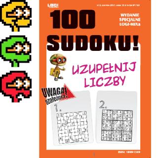 2017.06<br>100 Sudoku nr 2