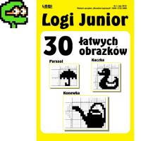 2016.02 Logi Junior No. 1 30 easy puzzles