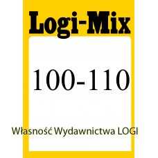 Wielopak Logi-Mix nr 101, 102, 103, 104, 105, 106, 107, 108, 109, 110 rabat 10%