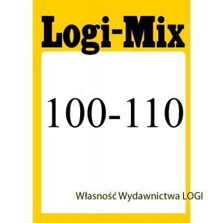 Wielopak Logi-Mix<br>nr 101, 102, 103, 104, 105, 106, 107, 108, 109, 110<br>rabat 10%