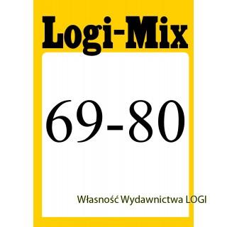 Wielopak Logi-Mix<br>nr 69, 70, 71, 72, 75, 76, 77, 78, 79, 80<br>rabat 10%