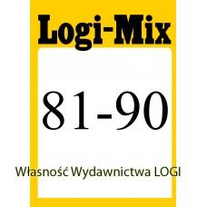 Wielopak Logi-Mix nr 81, 82, 83, 84, 85, 86, 87, 88, 89, 90 rabat 10%
