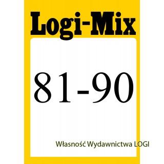 Wielopak Logi-Mix<br>nr 81, 82, 83, 84, 85, 86, 87, 88, 89, 90<br>rabat 10%