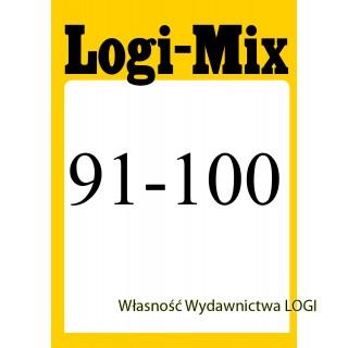 Wielopak Logi-Mix<br>nr 91, 92, 93, 94, 95, 96, 97, 98, 99, 100<br>rabat 10%