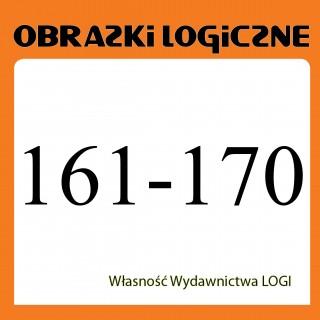 Wielopak Obrazki logiczne x 10<br>nr 161, 162, 163, 164, 165, 166, 167, 168, 169, 170<br>rabat 10%