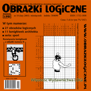 Obrazki logiczne 2005.02<br>nr 10