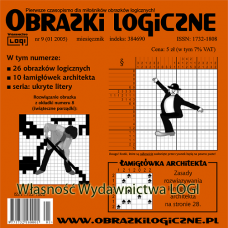 Obrazki logiczne 2005.01 nr 9