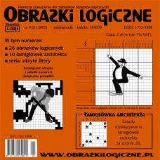 Obrazki logiczne 2005.01<br>nr 9