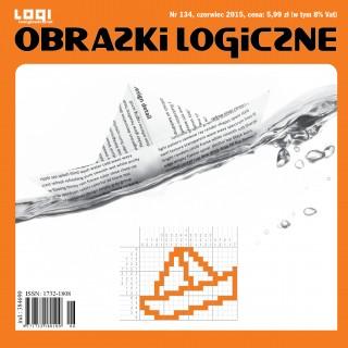 Obrazki logiczne 2015.06<br>nr 134