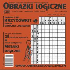 Obrazki logiczne 2004.06<br>nr 2