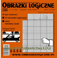 Obrazki logiczne 2004.11 nr 7