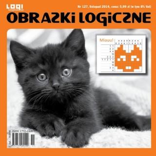 Obrazki logiczne 2014.11<br>nr 127