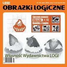 Obrazki logiczne 2016.07 nr 147