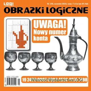 Obrazki logiczne 2016.09<br>nr 149