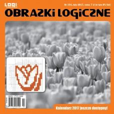 Obrazki logiczne 2017.02<br>nr 154