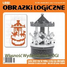 Obrazki logiczne 2017.08 nr 160