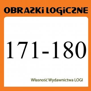 Wielopak Obrazki logiczne x 10<br>nr 171, 172, 173, 174, 175, 176, 177, 178, 179, 180<br>rabat 10%