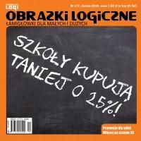 Obrazki logiczne 2019.01 nr 177
