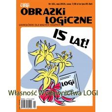 Obrazki logiczne 2019.05 nr 181