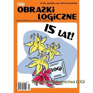 Obrazki logiczne 2019.05<br>nr 181