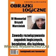 Obrazki logiczne 2020.02 nr 190
