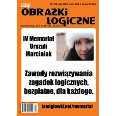 Obrazki logiczne 2020.02<br>nr 190