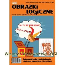 Obrazki logiczne 2020.04 nr 192