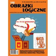 Obrazki logiczne 2020.04<br>nr 192