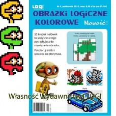 Obrazki logiczne kolorowe 2014.10 nr 4