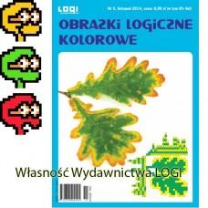 Obrazki logiczne kolorowe 2014.11 nr 5