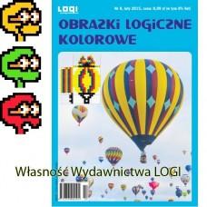 Obrazki logiczne kolorowe 2015.02 nr 8