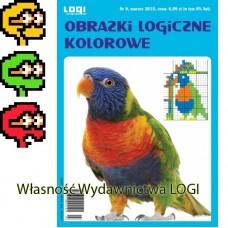 Obrazki logiczne kolorowe 2015.03 nr 9