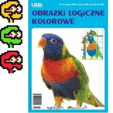 Obrazki logiczne kolorowe<br>2015.03<br>nr 9
