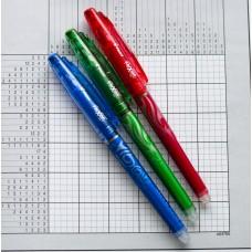 Cienkopis ścieralny 0.5 mm<br>komplet 3 kolorów