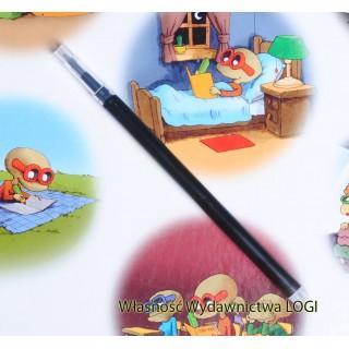 0.7 mm czarny wkład<br>pasuje do obudowy cienkopisu i długopisu