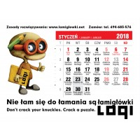 _Logi Kalendarz 2018