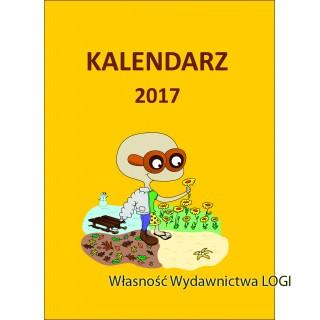 Kalendarz 2017, Obrazki logiczne - 52 sztuki plus mozaiki i loglinki