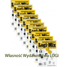 Logi-Mix nr  1, 2, 3, 4, 5, 6, 7, 9, 10, 11 rabat 10%