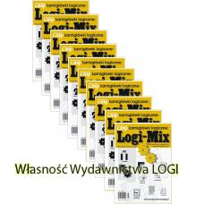 Logi-Mix nr 24, 25, 26, 27, 28, 29, 30, 31, 32, 33 rabat 10%